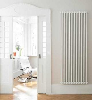 Вертикальные радиаторы Zehnder