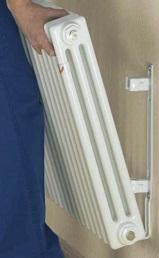 Настенное крепление SMB для радиаторов Zehnder